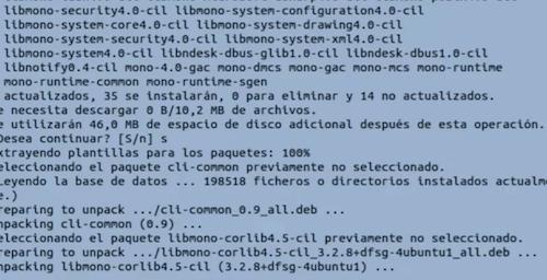 Confirmamos Hamachi Linux